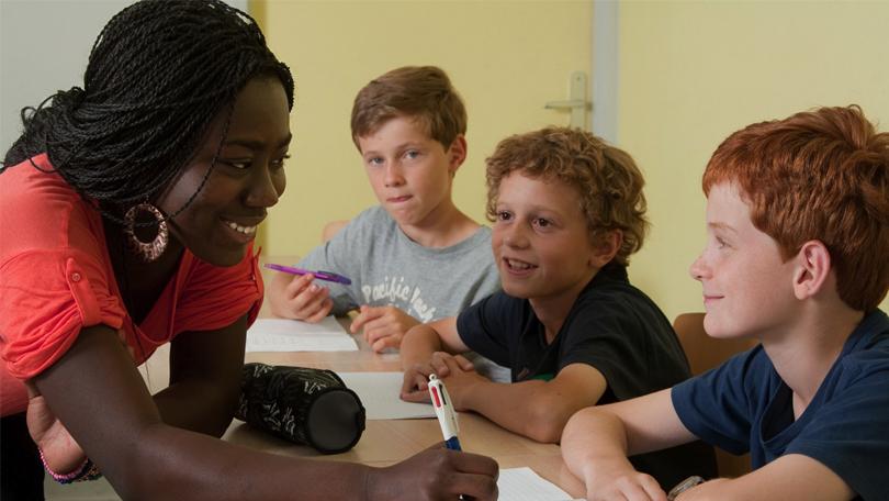 Enseigner le français aux enfants de moins de 7 ans