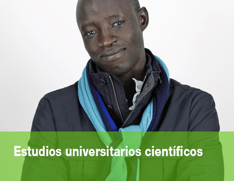 Estudios universitarios científicos