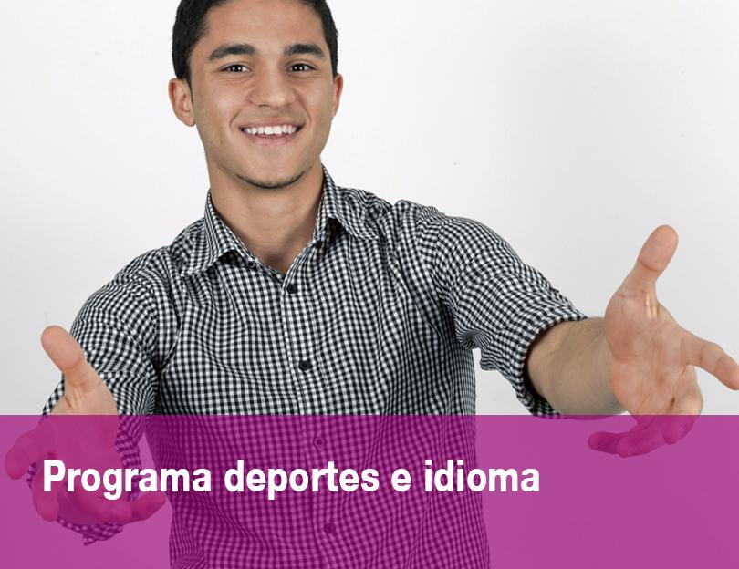 Programa deportes e Idioma