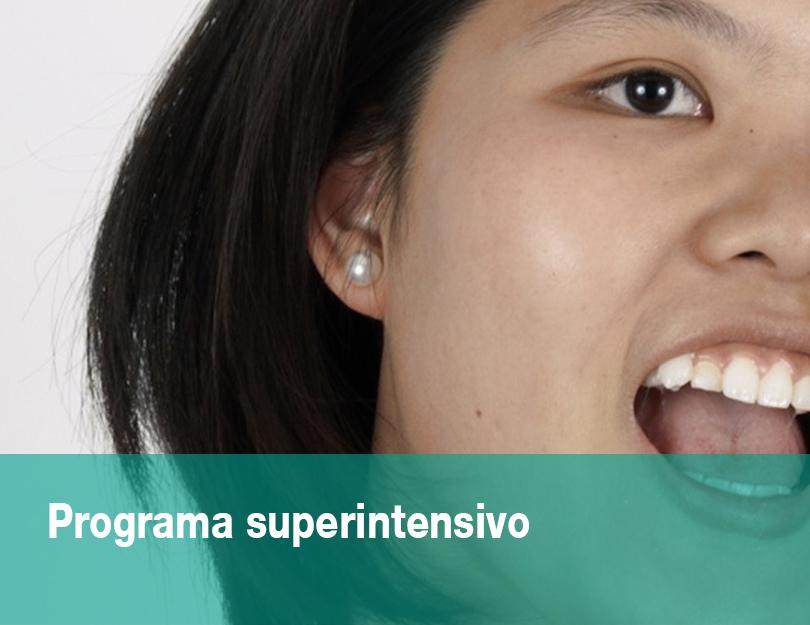 Programa superintensivo