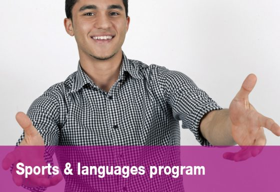 General French Courses Sport et languages program