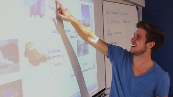Création d'activités pédagogiques pour le TBI