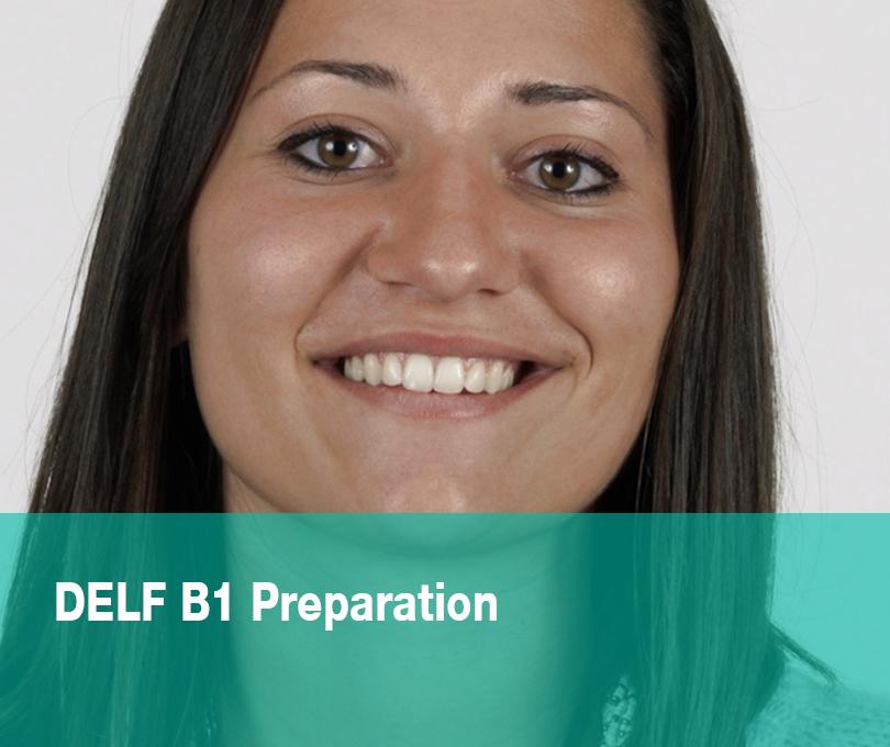 DELF B1 Preparation