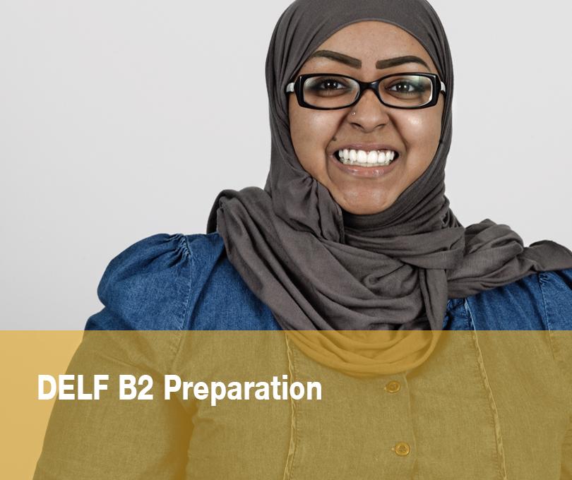 DELF B2 Preparation