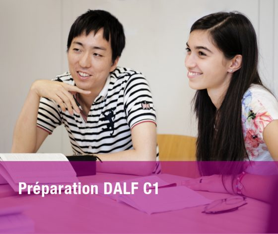 preparation aux examens DALF C1
