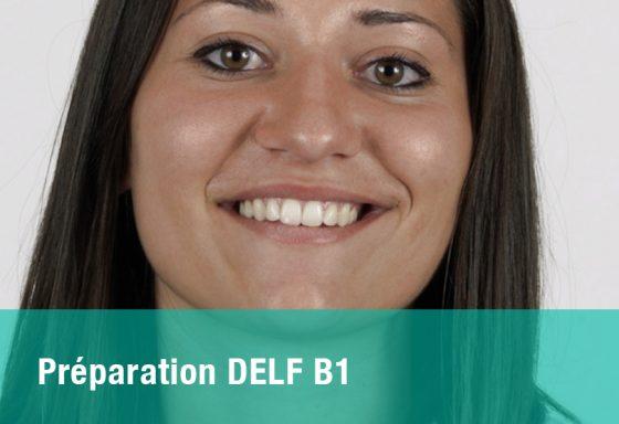 preparation aux examens delf B1