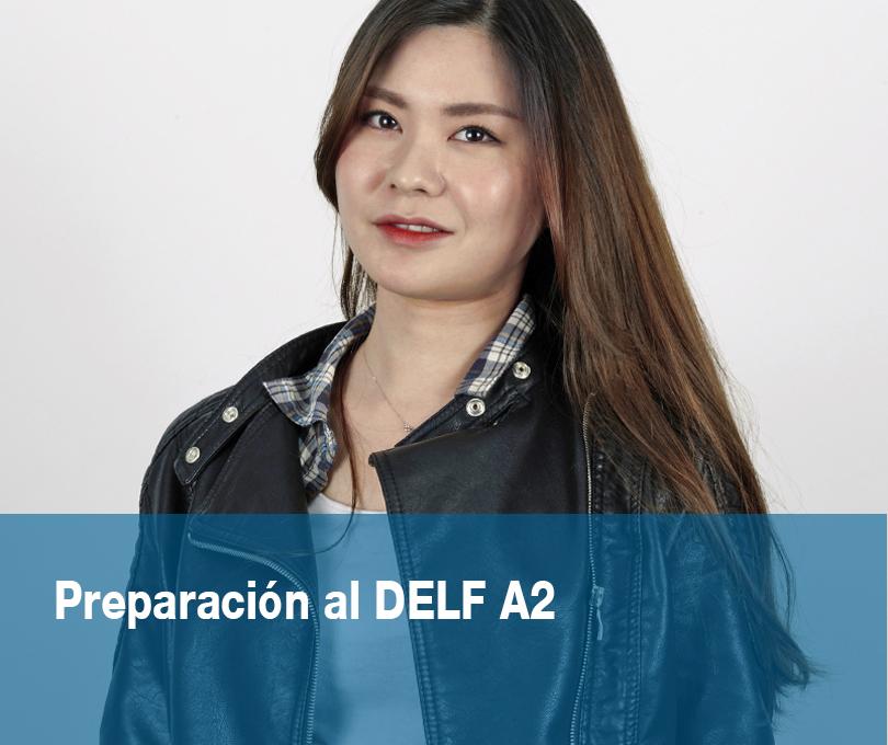 Preparación al DELF A2
