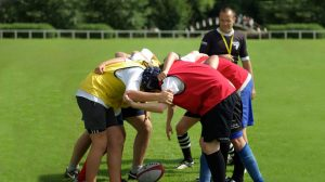 Rugby and languages