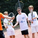 Tennis and languages