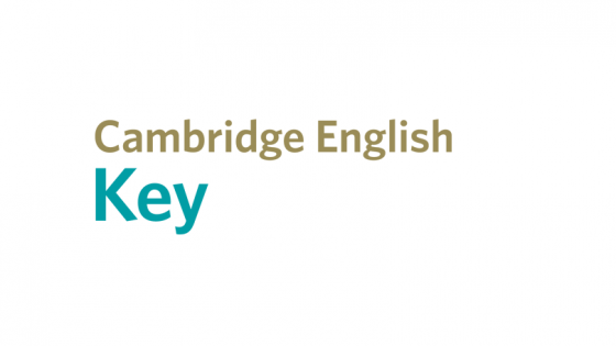 Cambridge English Key