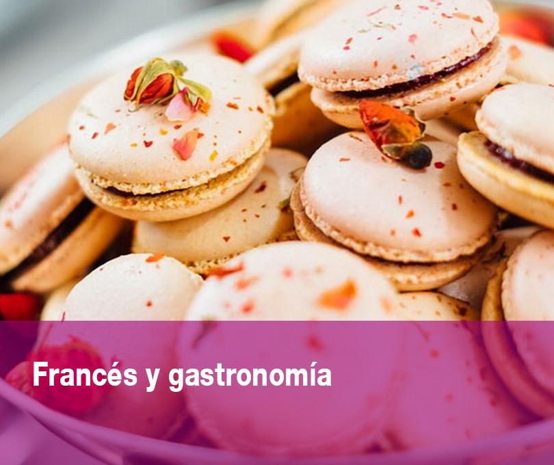 Francés y gastronomía