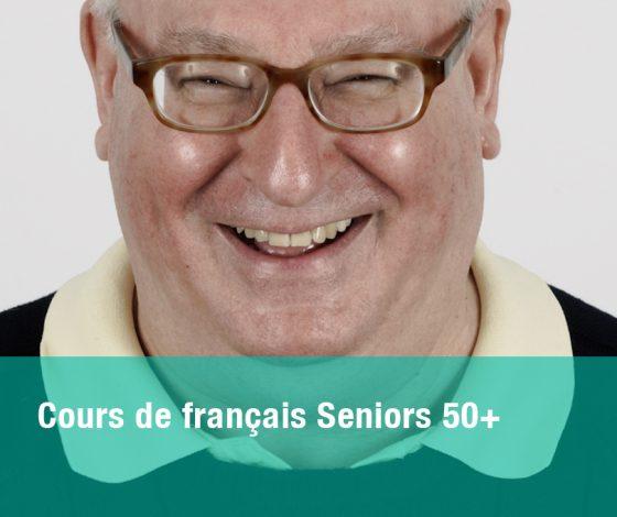 Cours de français seniors