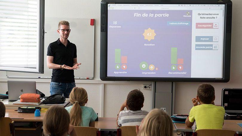 Pratiques et tendances : enseigner une langue autrement