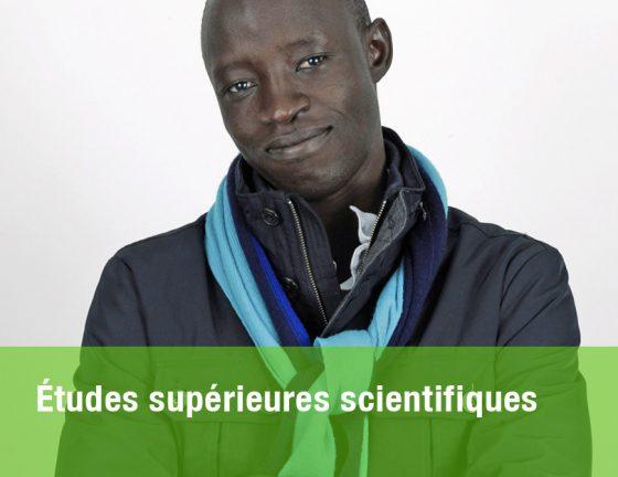 Etudes supérieures scientifiques