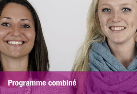 Programme combiné de français