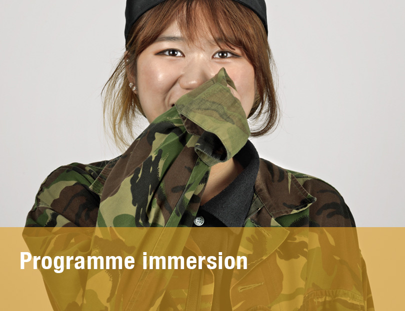 Programme immersion