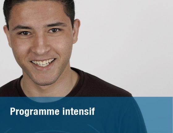 Programme intensif de français