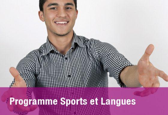 Programme juniors sport et langues