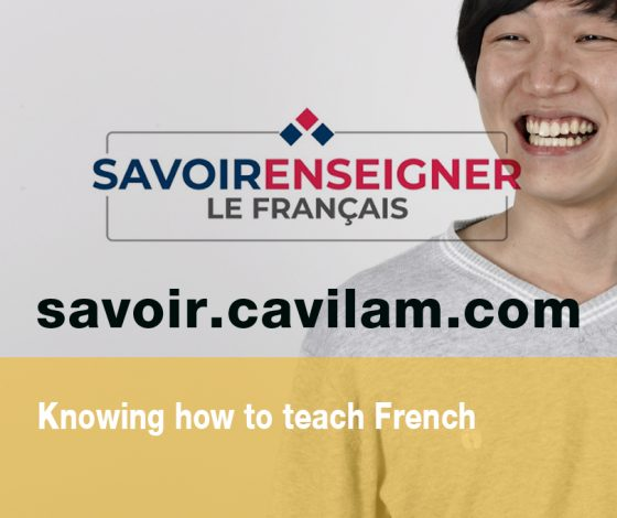 Knowing how to teach French