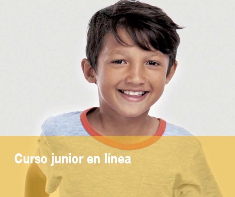 Curso junior en línea