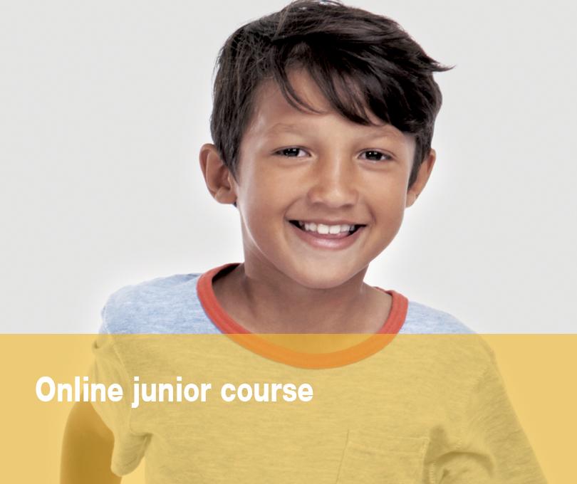 Online junior course