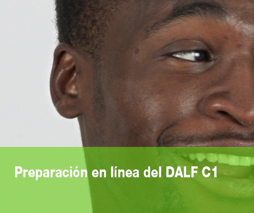 Preparación en línea del DALF C1