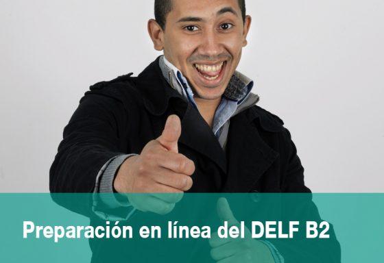 cours en ligne preparacion en linea del DELF B2