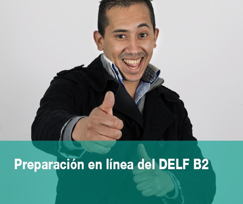 Preparación en línea del DELF B2