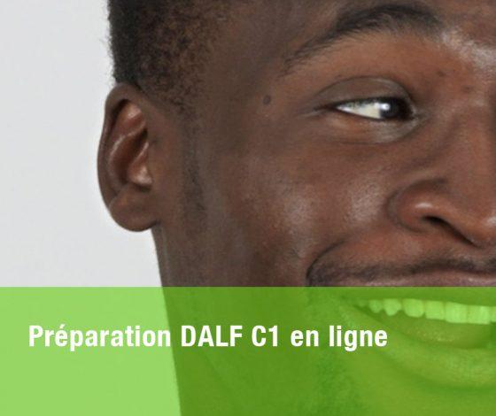 preparation aux examens DALF C1 en ligne