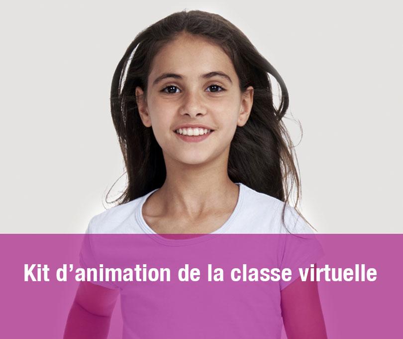 Kit d'animation de la classe virtuelle