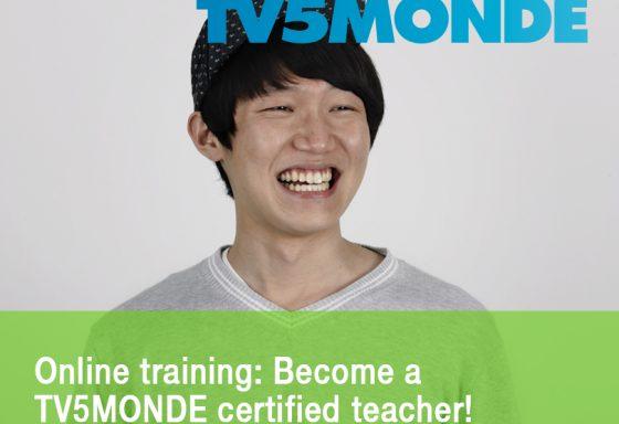 Become a TV5Monde certified teacher