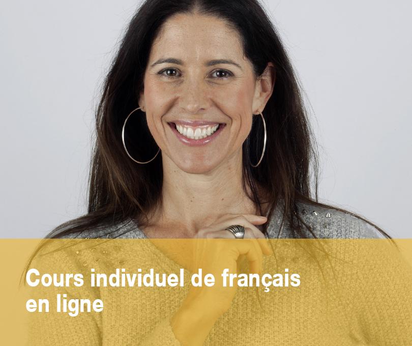 Cours individuel de français