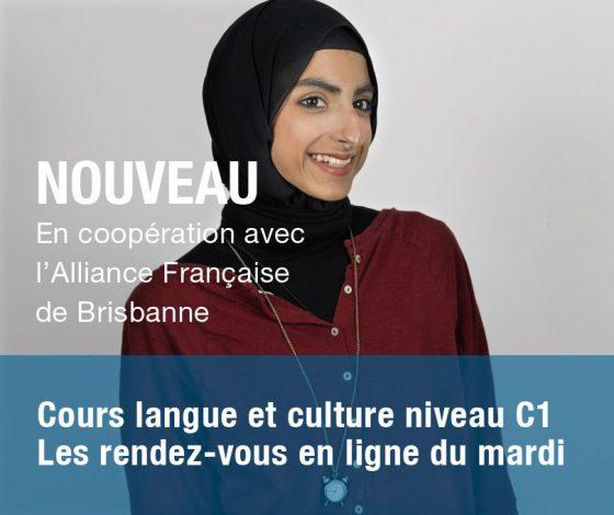 Cours langue et culture C1 Mardi