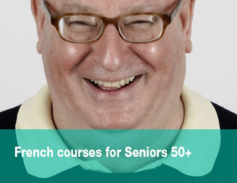 French courses for seniors